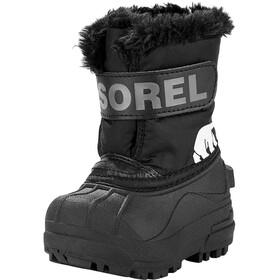 Sorel Snow Commander Boots Peuters, zwart